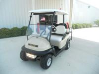 This is a very nice 2009 Club Car high speed 48 volt