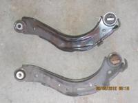 I have two upper right rear control arms for sale off