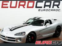 FEATURED 2009 DODGE VIPER SRT-10 VOI10 Edition #7 of
