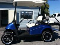 2009 EZGO CUSTOM  GAS GOLF CART RXV --- GAS , 1Address:
