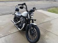 I'm selling a 2009 Harley Davidson Sportster with