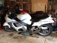 2009 busa for sale. Slammed and upgraded. New pipes,