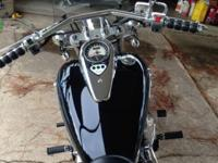 2009 KAWASAKI VULCAN 900 CUSTOM. * CUSTOM PAINT by
