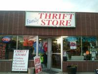 Community Thrift Store that does a lot for the