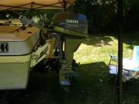 i have a 2001 yamaha 9.9 horse outboard boat motor that