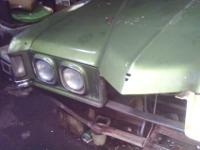 1969 Green Grand Prix Model J. Only 88,412 miles,