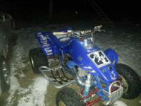 I have a 1988 trx 250r quad. It currently does not run