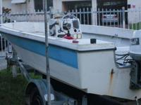 great little boat middle console the boat comes with