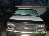 For sale is a 1994 Chevrolet K1500 Blazer, automatic