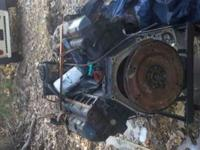 I have a 2003 ford powerstroke 7.3l motor that had a