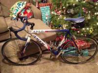 I have a mens Trek 5.2 Madone bicycle for sale. It is