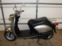 I am selling my 2006 Yamaha Vino 50cc Scooter. Known as