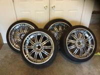 My loss is your gain. I bought this set of 4 rims and