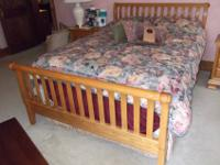 I have a Beidelman Queen bedroom set for sale for