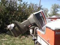 I have an awsome running 16' 1973 Crestliner it has a