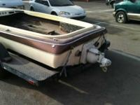 I've got a 74 cutlass jet boat, similar to a Tahiti or