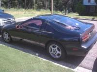 Up for sale is my '90 Nissan 300zx non-turbo 2 seater 5