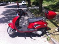 Looking to sell my scooter that I got about 3 months