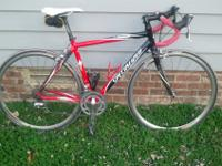 Specialized Road bike in excellent condition. Has