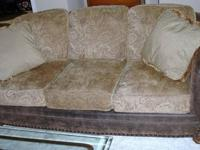 For Sale $1,00.00 OBO Brand new traditional style couch