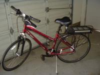 I LOVE THIS ELECTRIC BIKE. IT IS A BLAST TO RIDE AND