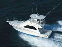 2011 Cabo Yachts 40 Flybridge With the 40 Flybridge,