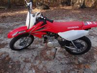 This Dirt Bike is as new as you can get unless you buy