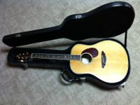 Up for sale is my Breedlove AD20/SR Plus acoustic