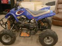 New Falcon 150cc ATVs (sport) and Dingo 150cc ATVs