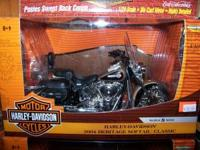 1/10 Scale. Darley Davidson 2004 Heritage Softail