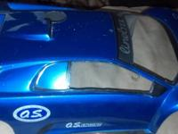 1/10 scale lambo body losi associated traxxas $15 for