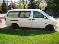 for sale is a 1997 Ford Aerostar cargo V6 electronic