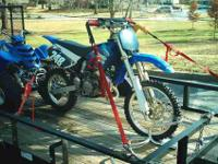 Up for sale is My 2004 YZ 85 its Blue and White