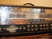 I'm selling my Mesa Boogie Dual Rectifier Solo Head (c.