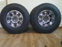 4 Brand New LT 265/75 R16 Nitto Terra Grappler Tires