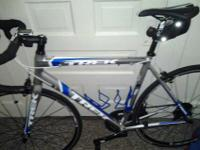 I have a 2011 trek 2.1 road bike that I am looking to