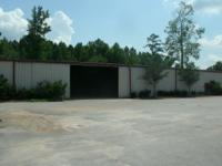 10,000 sq. ft. pre-eng bldg. on 1.4 A lot . located on