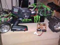 For sale or trade for other Rc's. Custom hand built