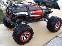 Hi i have a nice 1/10th traxxas summit for sale only