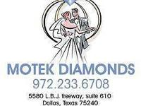 Welcome to Motek Diamonds your source of loose
