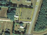 *** REDUCED *** - 1.152 acre lot in Putnam county