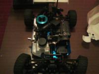 I have Chaos nitro buggy not even quarter gallon ran