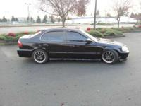 I HAVE SOME RIMS ON MY CIVIC THAT I WOULD LIKE TO