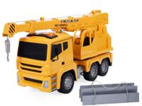 This Is Our Large And Realistic Crane Truck Which Is