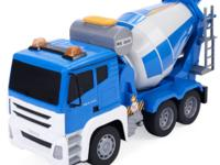 This Is Our Large And Realistic R/C Mixer Truck Which