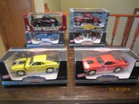 (6) 1/18 scale die cast vehicles.  - 41 Black Willys
