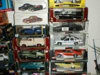 For sale is a bunch of new, in box, die cast model cars