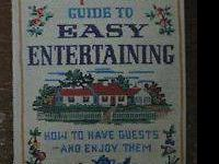 1936 Watkins Cook Book by The J.R. Walkins Co. Winona,