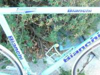 NOS New Italian Bianchi Reparto Corse, The bike was
