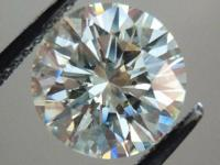 1.19 CT loose round brilliant cut SI2 quality, G color
